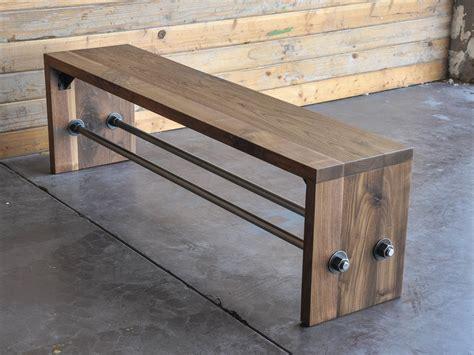 black wood filing 2 vi bench vintage industrial furniture