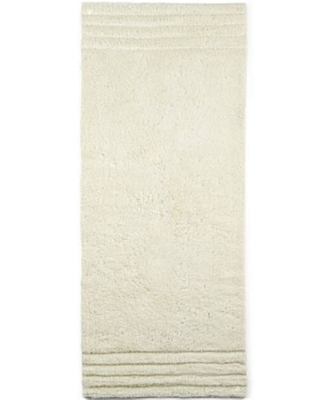 hotel collection bath rugs hotel collection microcotton 174 24 quot x 60 quot bath rug only at