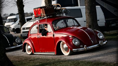 Cool Slammed Vw Beetle Wallpaper