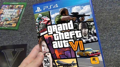 Rockstar Games Confirms Gta 6! Grand Theft Auto 6