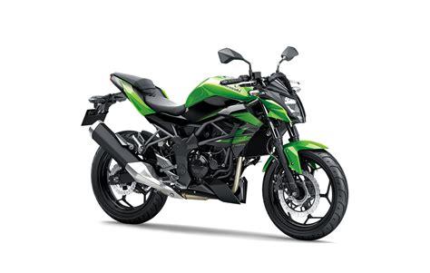 Kawasaki Z250sl Image by Kawasaki New Models Announced