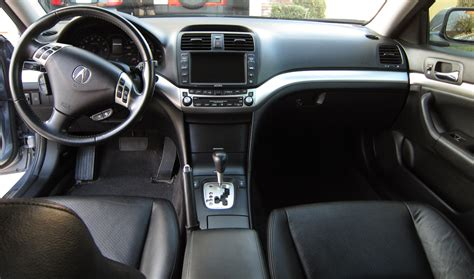 2008 Acura Tsx Interior by 2008 Acura Tsx Pictures Cargurus