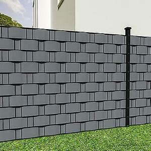Sichtschutz Für Doppelstabmatten : pvc sichtschutz streifen sichtschutzfolie doppelstabmatten schutz zaun 35m grau eur 18 89 ~ Orissabook.com Haus und Dekorationen