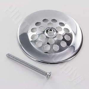 Tub Drain Strainer by Bathtub Drain Trim Kits And Parts In Decorative Finishes