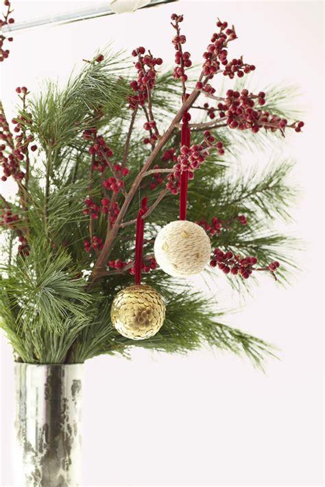homemade christmas decoration ideas  top