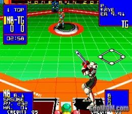Baseball 2020 Genesis Rom Cool by 2020 Baseball Rom For Neo Geo Coolrom
