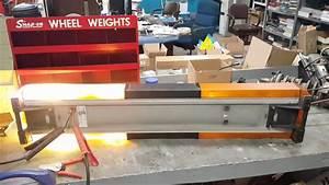 Whelen Edge 9000 Light Bar Test