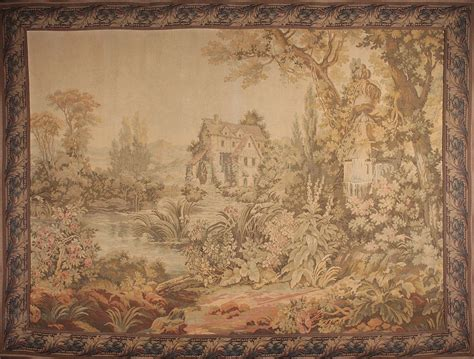 antiques atlas large flemish tapestry wall hanging