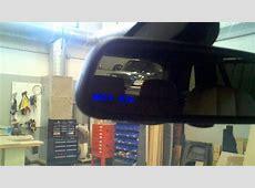 Stealth Escort 9500ci Radar Detector Install in X5 YouTube