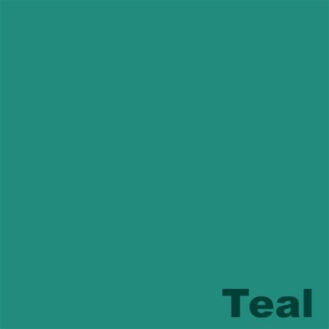 what does the color teal dyed colour teal a138 50 shades of greenish blue and