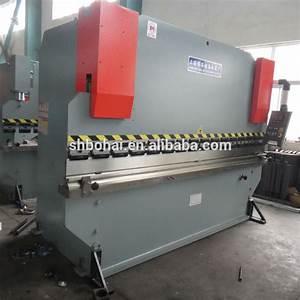 4 Meter Sheet Metal Press Brake Bending Machines Taiwan