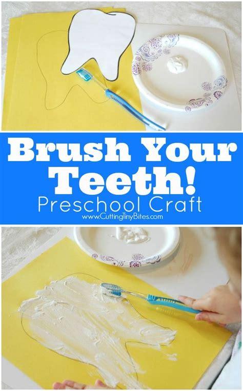brush your teeth preschool craft health teeth and 552   c8cc1f1ffc71b5027bd5a1ee886c620e