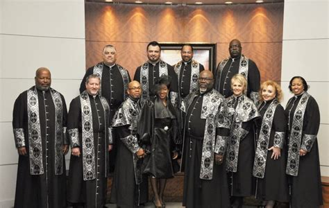 td jakes potters house the potter s house pastoral staff with newly installed