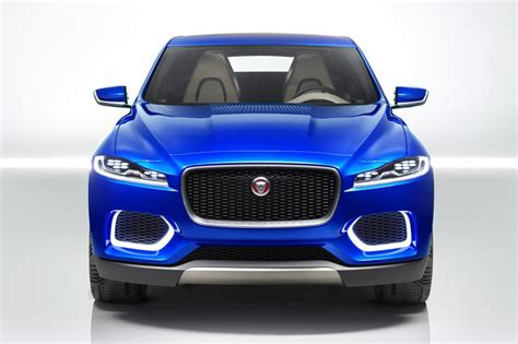 dit  de voorkant van de jaguar   concept