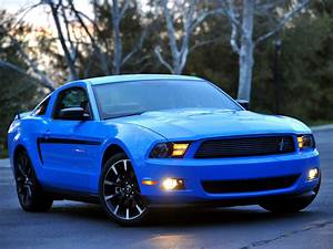 Mustang Coupe / 5th generation facelift / Mustang / Ford / Database / Carlook