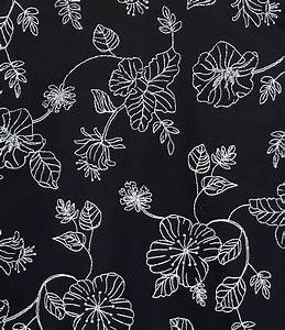 Black And White Floral Print | www.pixshark.com - Images ...