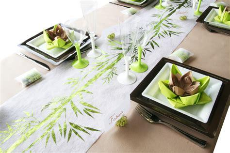 deco table zen pour mariage