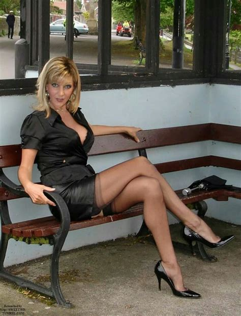 Best Images About Stockings And Heels On Pinterest Wifeys World Stockings And Nina Hartley