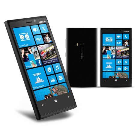 sim free nokia lumia 920 black