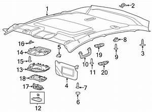 2014 Ford Focus Interior Grab Bar  Front  Hatchback