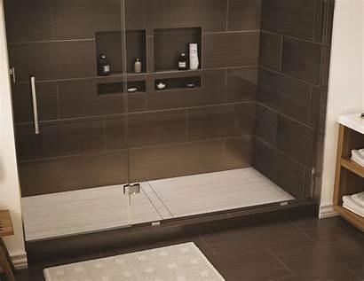 Tile Redi Shower Pan Mega Commercial Wins
