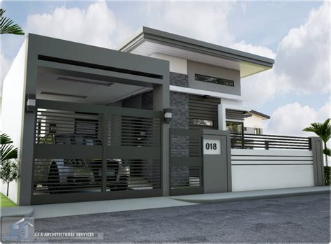 J S Home Design : Punta Verde Bungalow- Ronald Pineda By J.j.s Architectural