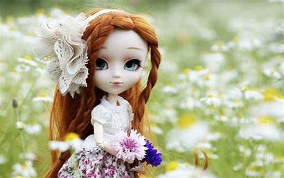 Dolls Wallpapers Doll Different Laptop Screen Field