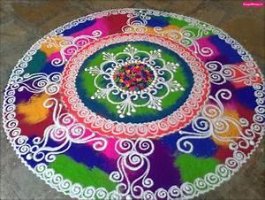 {*Latest} Rangoli Design for Diwali 2016 Images Photos