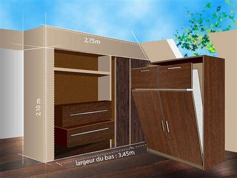 Meuble Rangement Sur Mesure Ikea by Meubles Pour Dressing Id 233 Es De D 233 Coration Et De Mobilier