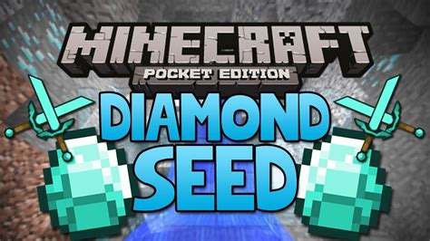 Minecraft Pocket Edition Seed (rare Village