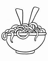 Coloring Noodle Pasta Drawing Printable Macaroni Noodles Cheese Drawn Pencil Mac Lasagna Template Spaghetti Bowl Getdrawings Getcolorings Drawings Sketch Colorings sketch template
