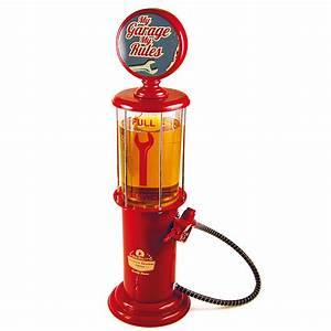 Distributeur De Boisson : distributeur de boisson station service rouge ~ Teatrodelosmanantiales.com Idées de Décoration