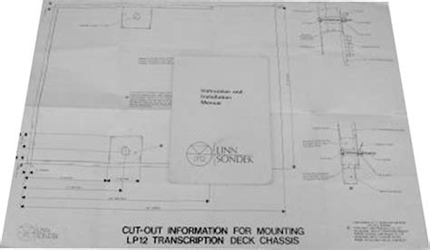 thorens td 125 armboard template linn serial numbers wanted please vinyl engine