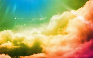 Colorful Clouds - Wallpaper #41487