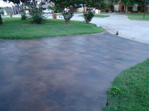 concrete problem solving  dci concrete dye