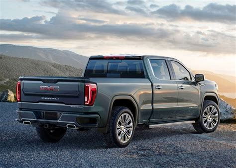Gmc Denali Suv 2020 by 2020 Gmc Denali 2500 Truck Price Best Suv