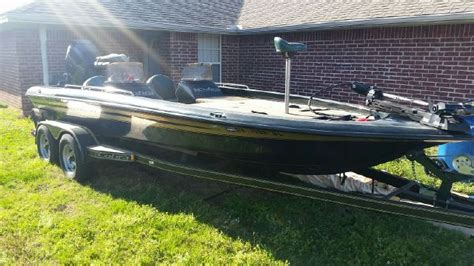 Pontoon Boats Craigslist Oklahoma City by Bass Boat New And Used Boats For Sale In Oklahoma