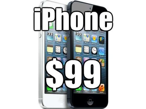 iphone for cheap 99 iphone widely rumored but you can t buy one
