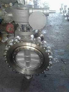 China Fully Weld Lug Type Eccentric Butterfly Valve
