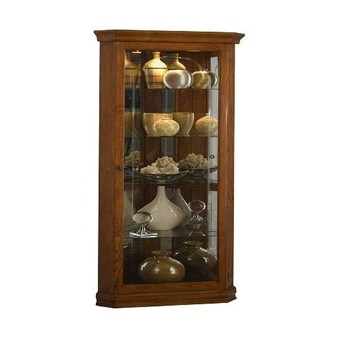 lighted curio cabinet for sale corner lighted curio cabinet in mahogany the advantages