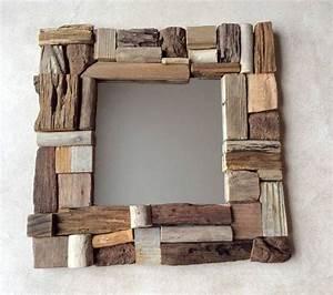 Cadre En Bois Flotté : cadre en bois flott n15 ~ Teatrodelosmanantiales.com Idées de Décoration