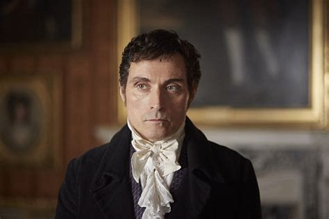 Rufus Sewell Admits He Loved Melting Everybody's Hearts In