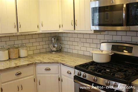 kitchen backsplash how to how to install a tile backsplash without thinset or mastic