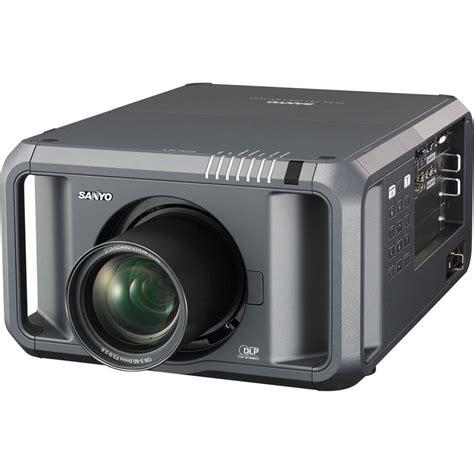 sanyo pdg dwl2500 l sanyo pdg dht8000l dlp projector pdg dht8000l b h photo video