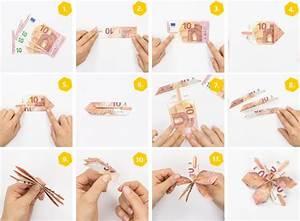 Rose Aus Geld Falten : die besten 25 leichte origami blume ideen auf pinterest ~ Lizthompson.info Haus und Dekorationen
