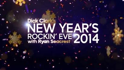 Dick Eve Rockin Clark Ryan Seacrest Joel