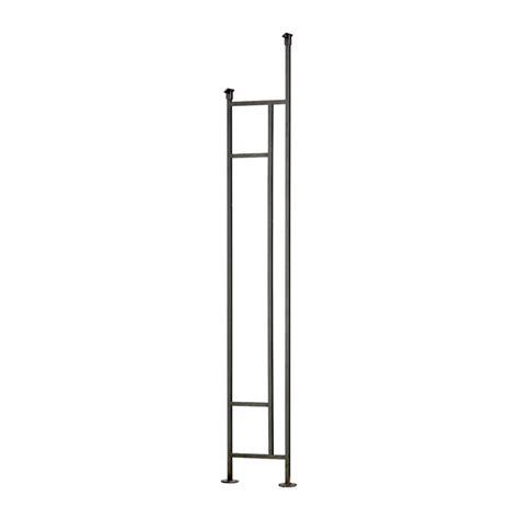 barreau escalier fer forge barreau en fer forg 233 171 zen 187 noir rona