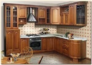 Decoration cuisine bois for Deco cuisine pour meuble tv bois