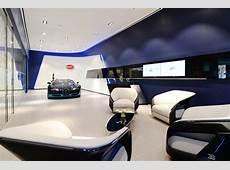 Bugatti Unveils New Concept Store with a Premiere in