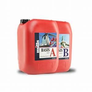 Mills Nutrients - Basis A B
